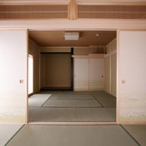 日本家屋の趣と機能的な美しさが共存する家メイン画像