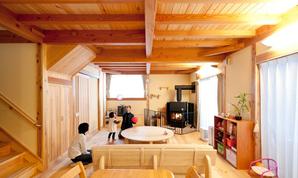 メーターモジュールでゆとりの空間の家中画像