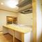 座って家事ができる広々キッチンサブ画像2